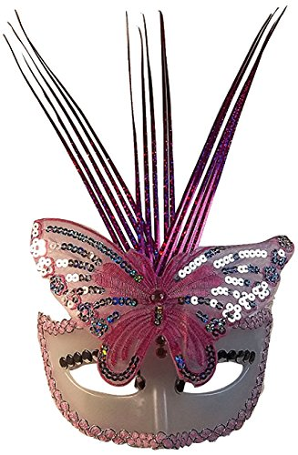 Jacobson Hat Company Women's Butterfly Mask