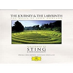 The Journey & The Labyrinth: The Music of John Dowland (DVD & CD)