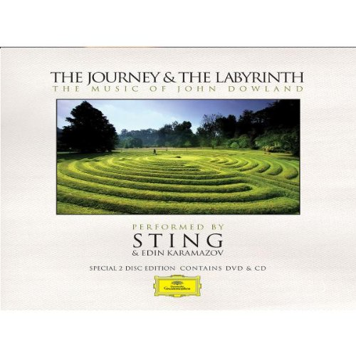 The Journey & The Labyrinth - The Music Of John Dowland