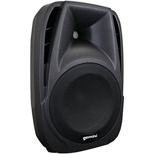 Gemini Dj Es-08 110-Watt Rms And 440-Watt Peak 8-Inch Loudspeaker