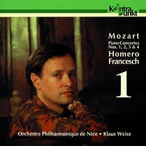 Piano Concertos No. 1, 2, 3 & 4
