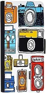 Snoogg Multi Camera Cartoon Designer Protective Flip Case Cover For Samsung G...