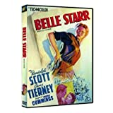 Belle Starr ( Belle Starr, the Bandit Queen )by Dana Andrews
