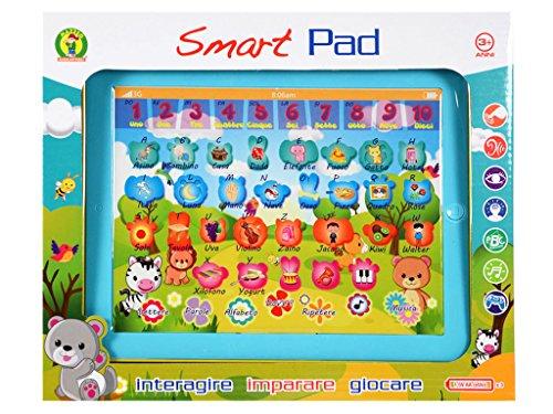 Tablet educativo interattivo per bambini - Smart Pad - Novità 2015