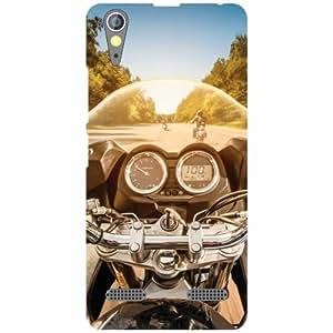 Lenovo A6000 Back Cover - View Designer Cases