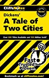 CliffsNotes on Dickens A Tale of Two Cities (Cliffsnotes Literature)