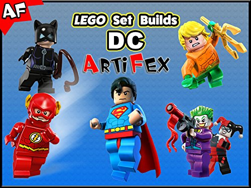 Clip: Lego Set Builds DC - Season 2