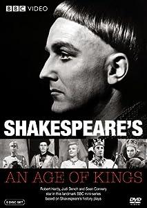 Shakespeare's An Age of Kings (Richard II / Henry IV / Henry V / Henry VI / Richard III)
