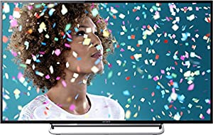 Sony BRAVIA KDL-48W605 122 cm (48 Zoll) LED-Backlight-Fernseher (Full HD, Motionflow XR 200Hz, WLAN, Smart TV, DVB-T/C/S2) schwarz