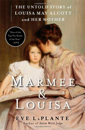 Marmee & Louisa: The Untold Story Of Louisa May Alcott And Her Mother front-1004678