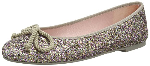 Pretty Ballerinas38165 - Ballerine donna, Multicolore (Ninfa Hada), 39 EU (6.5 UK)