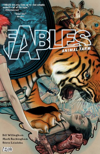 Bill Willingham - Fables, Volume 2: Animal Farm (NOOK Comics with Zoom View)