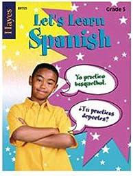 Let\'s Learn Spanish Gr 5