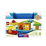 LEGO DUPLO Creative Play 10567 Toddler Build And Boat Fun Toy Kids Play Children