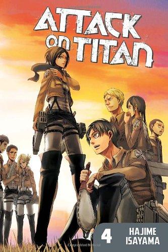 Attack on Titan 4 PDF