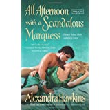 All Afternoon with a Scandalous Marquess (Lords of Vice)by Alexandra Hawkins