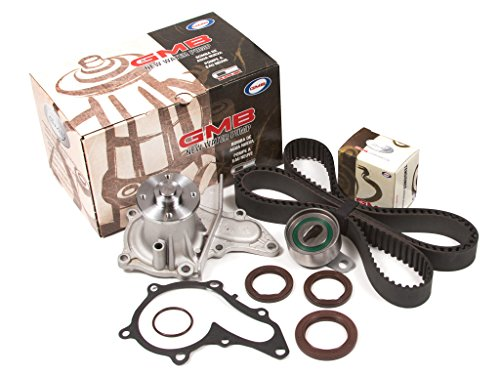 Evergreen TBK235WP 93-97 Toyota Corolla Celica Geo Prizm 1.8L DOHC 7AFE Timing Belt Kit GMB Water Pump (Toyota Corolla 7afe compare prices)
