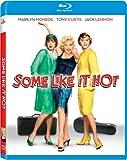 NEW Monroe/curtis/lemmon/raft/o'br - Some Like It Hot (Blu-ray)