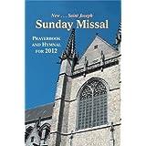 Saint Joseph Sunday Missal: Prayerbook and Hymnal