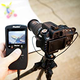 Phottix Hector LiveView Wired Remote Set for Canon