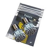 Vonyoボニョ G18 S25 BA15S アンバー ウインカーLEDバルブ 3020 50SMD シングル球LED ステルス仕様 50連 2個セット ピン角180°