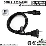 Sony PlayStation (Original PS) AC Power Adapter Cord [Bulk Packed]
