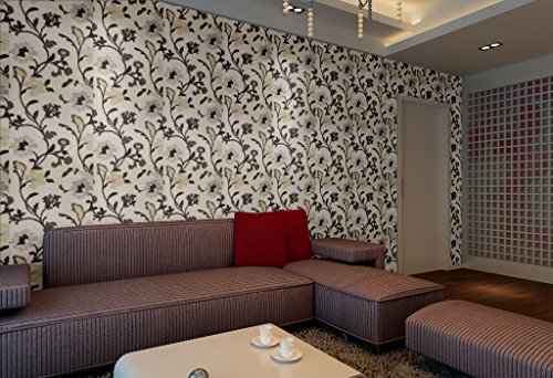 Imported Wallpaper - Plain for designer concept - 10.05mt x .53mt