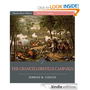Battles and Leaders of the Civil War: The Chancellorsville Campaign (Illustrated) by Darius N. Couch