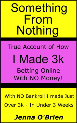 Something From Nothing – True Story Of How I Made 3k in Under 3 Weeks, From Nothing!
