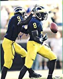 Jason Avant Michigan Wolverines Autographed 8x10 Photo Philadelphia Eagles SLCOA at Amazon.com