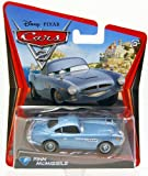"MATTEL Disney-PIXAR ""CARS 2"" FINN McMISSILE 「カーズ2」 フィン・マックミサイル"