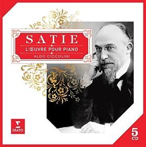 Satie : L'Oeuvre pour piano (Coffret 5 CD)