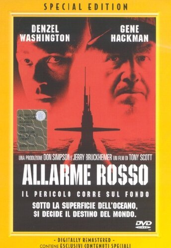 Allarme rosso (special edition) [IT Import]