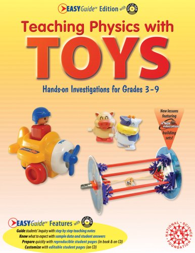 Teaching Physics With Toys: Hands-on Investigations