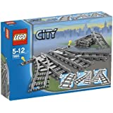 Lego - A1104394 - Aiguillages - City