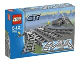Lego - City - 7895 - Jeu de construction -  Les aiguillages V29