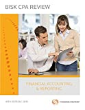 img - for Bisk CPA Review: Financial Accounting & Reporting - 44th Edition 2015 (Comprehensive CPA Exam Review Financial Accounting & Reporting) (Cpa Review ... and Reporting Business Enterprises) book / textbook / text book