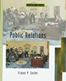 img - for Practice of Public Relations by Fraser P. Seitel (1997-12-12) book / textbook / text book