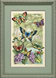 Dimensions Gold Counted Cross Stitch Kit - Butterfly Forest