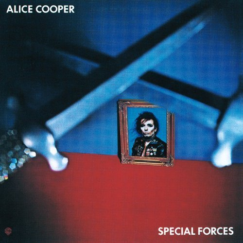 Special Forces by ALICE COOPER (1999-05-03)