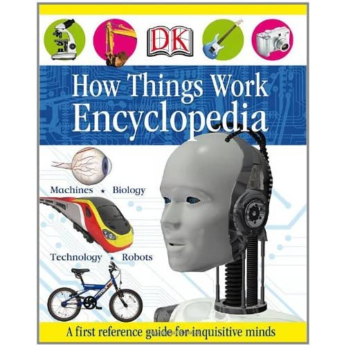 How Things Work Encyclopedia (2010)-Mantesh