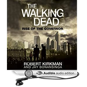 Rise of the Governor -  Robert Kirkman, Jay Bonansinga