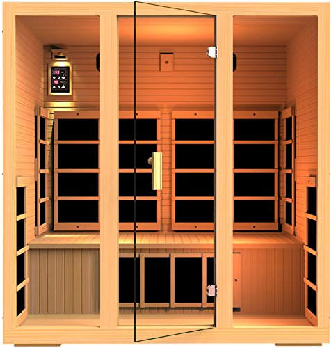 JNH-Lifestyles-Joyous-4-Person-Far-Infrared-Sauna-9-Carbon-Fiber-Heaters-5-Year-Warranty