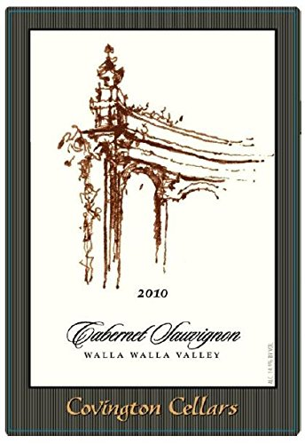2010 Covington Cellars Walla Walla Cabernet Sauvignon 750 Ml