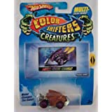 Hot Wheels Color Shifters Creatures 1:64 Car: Piranha Terror