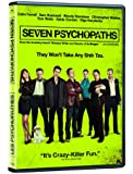 Seven Psychopaths / Les Psychopathes (Bilingual)