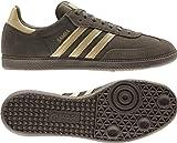 Adidas - Samba Mens Shoes In Greyblend/Tanblend/Mattegold, Size: 12 D(M) US Mens, Color: Greyblend/Tanblend/Mattegold