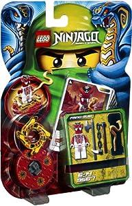 Lego ninjago 9567 fang ist in ihrem einkaufwagen hinzugefügt worden