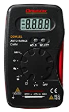 Dawson Tools DDM181 Autorange Pocket Digital Multimeter