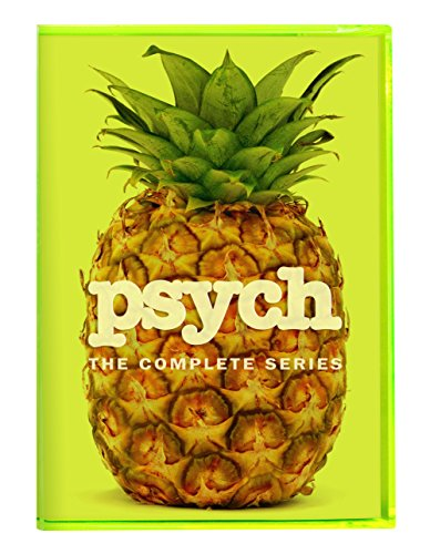 Psych: The Complete Series - Limited Edition - Maggie Lawson